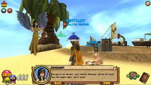 Lvl 48 Balance Spell Quest