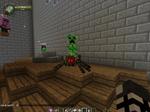 A Creeper Jockey?!
