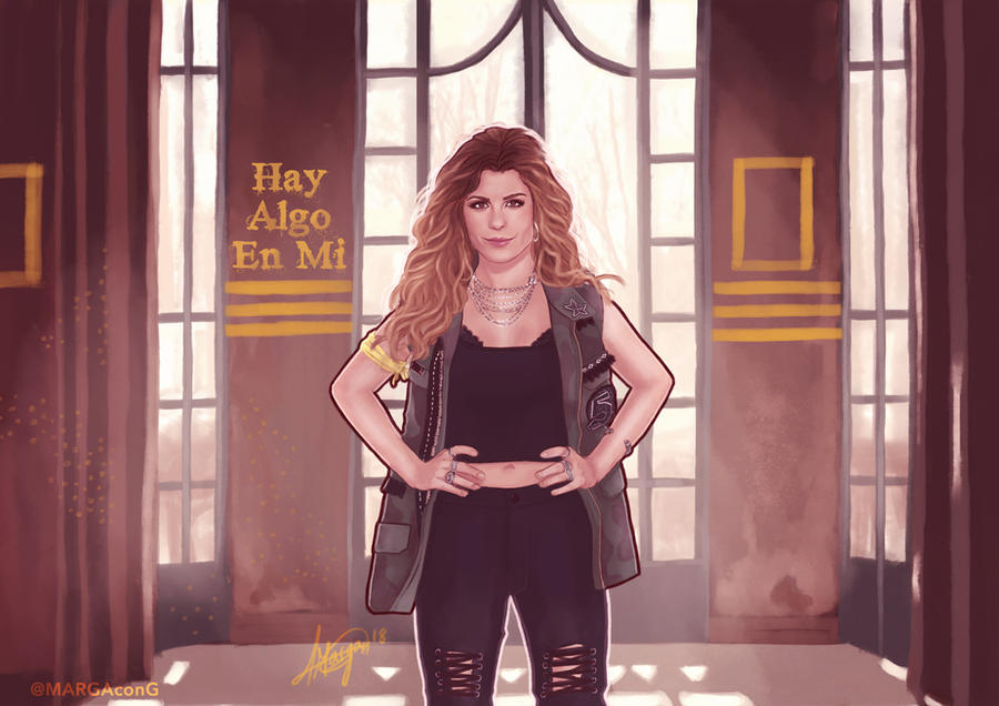 Miriam Rodriguez - Hay Algo En Mi by MargaHG