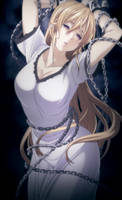 Shokugeki no Souma: Nakiri Erina Chained Up by KyokoYuikoGTS
