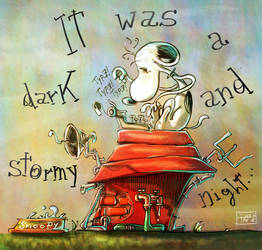 Snoopy tribute