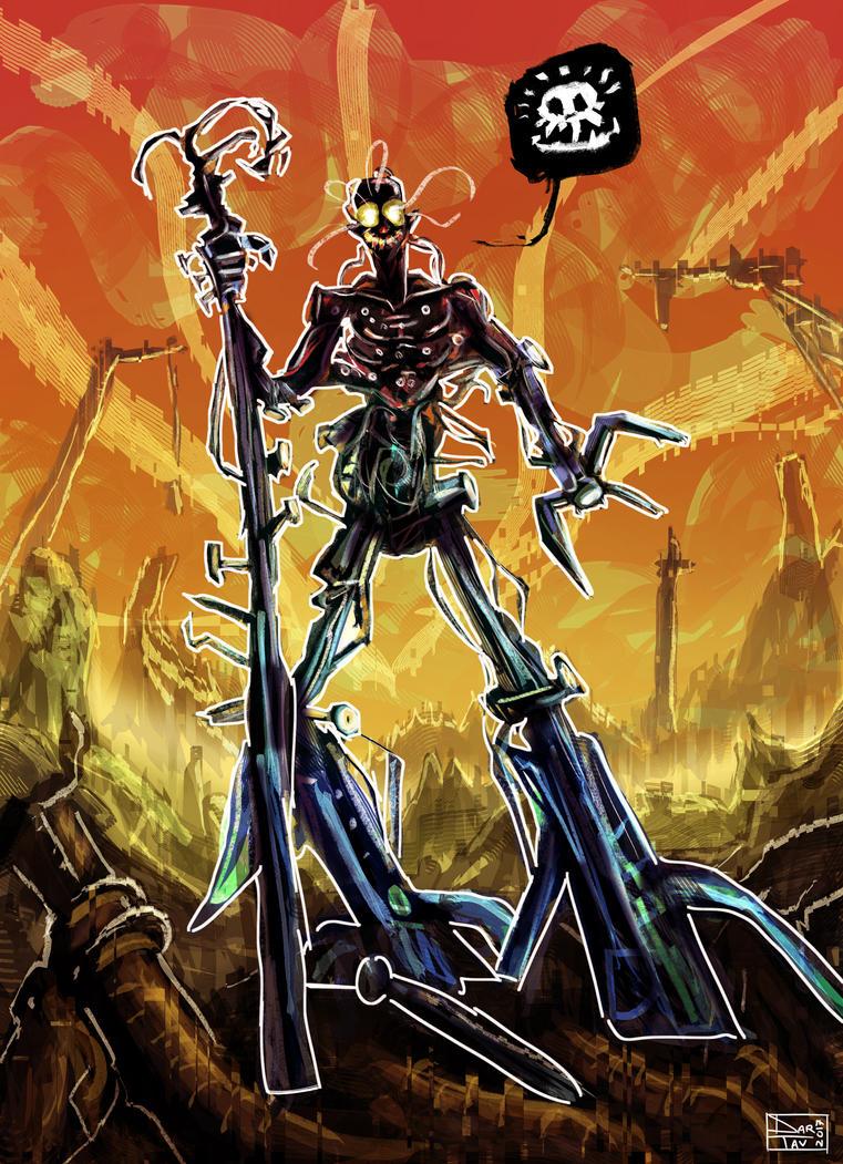 A Post Apocalyptic Guy by Darhendartav