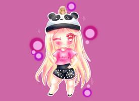 Request- Cute Chibi Girl by Xukia