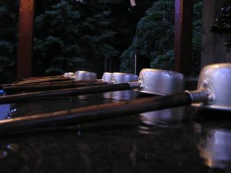 Sengen-jinja by opiate451