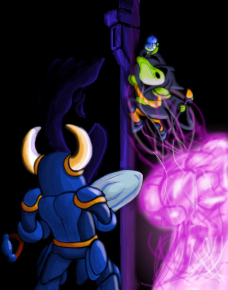 The Vial Vitriol by Cyberguy64