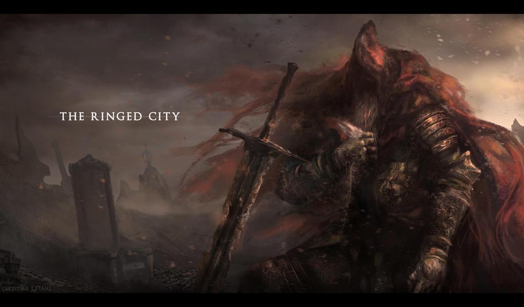 Slave Knight Gael By Mobiusu14 On Deviantart