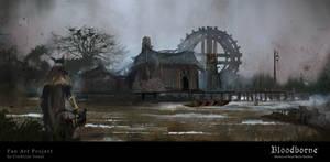 HoTRBM - Watermill Shack by mobiusu14