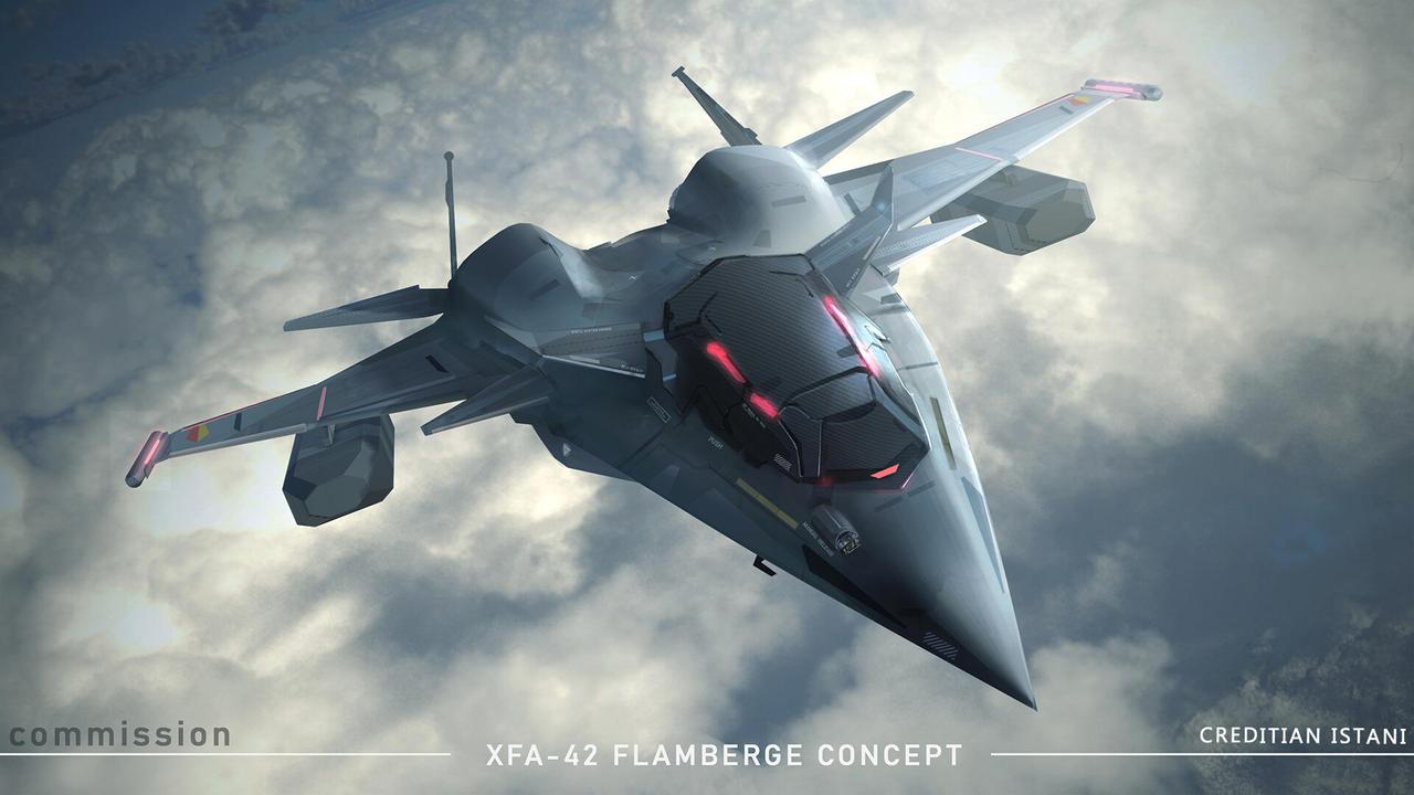 XFA-42 Flamberge