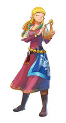 Zelda by soongyu