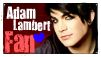 Adam Lambert Fan Stamp by Ashley-Deviantart