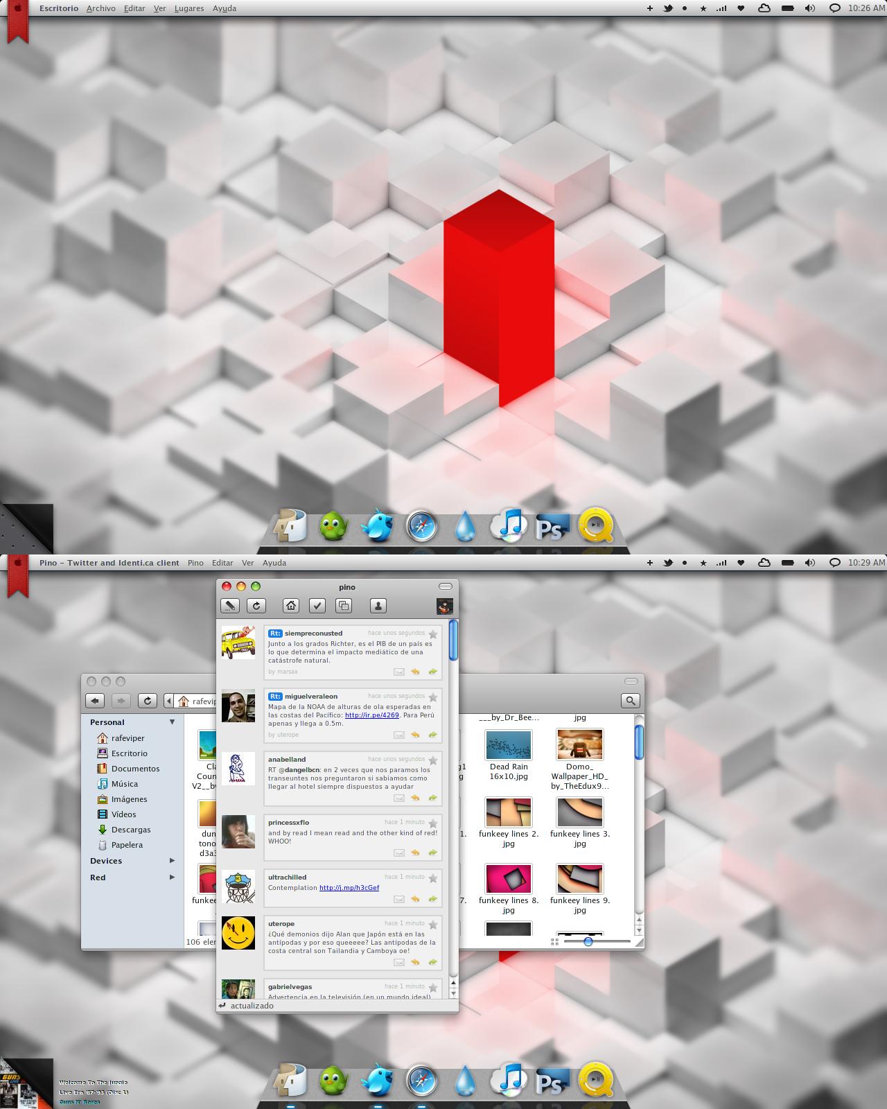 More Mac Like... by rafeviper
