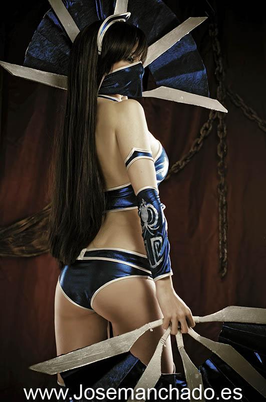 Princess Kitana by ThelemaTherion