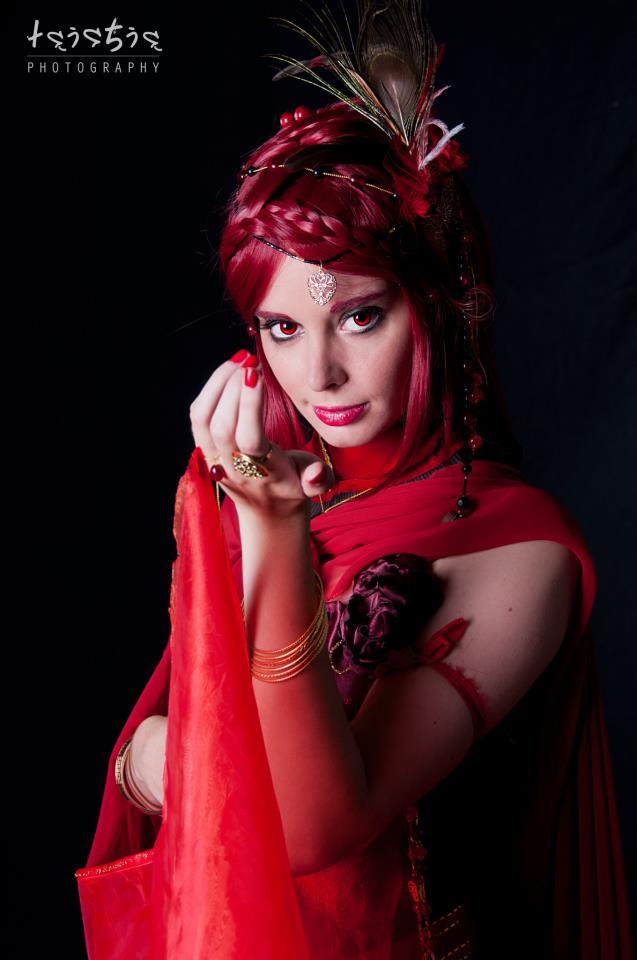 Melisandre of Asshai by ThelemaTherion on DeviantArt