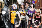 Borderlands 2 cosplay group