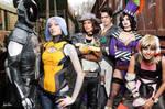 Borderlands 2 cosplay group