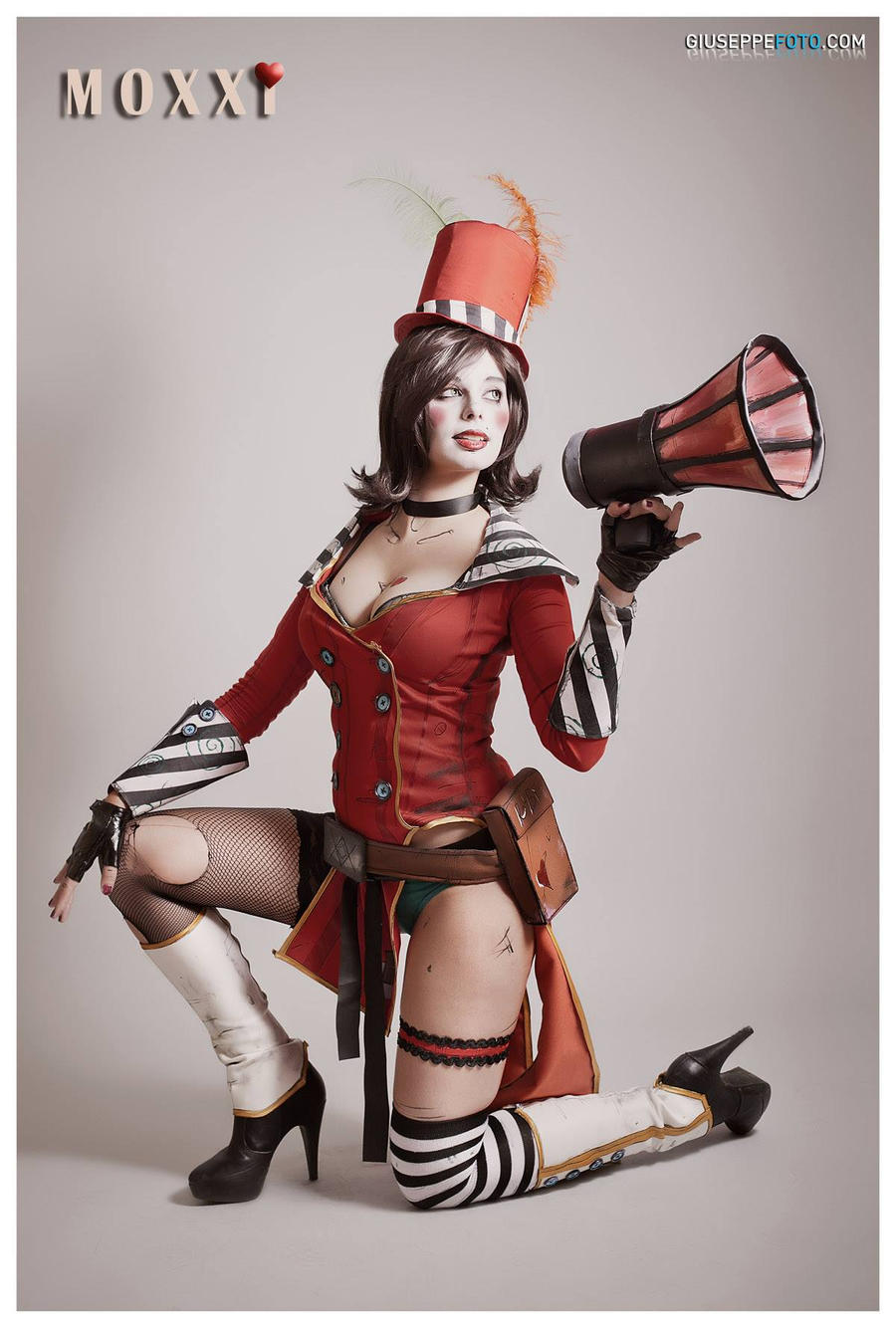 Mad Moxxi - Borderlands by ThelemaTherion
