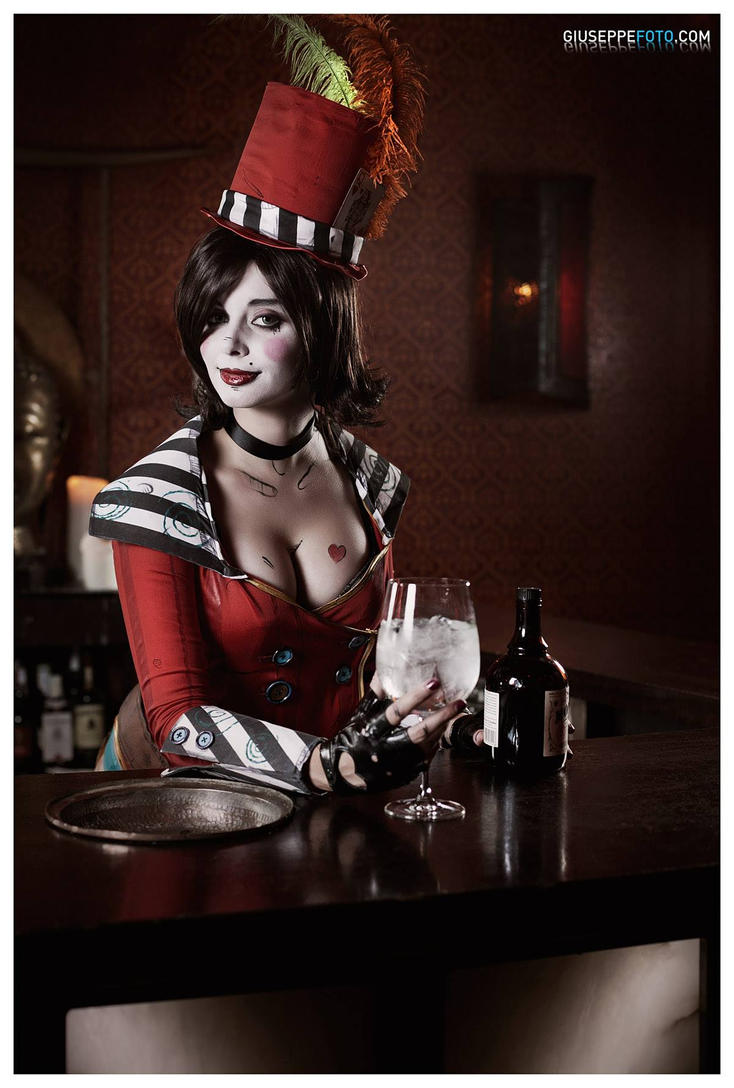 Moxxi's Red Light by ThelemaTherion