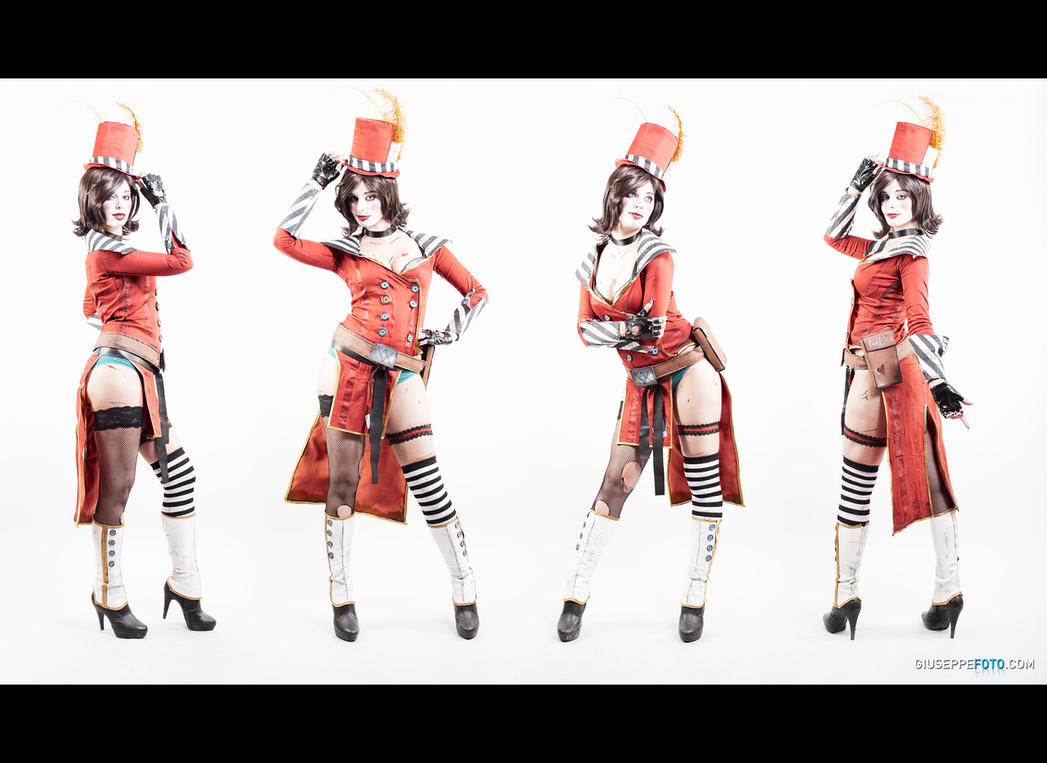 Moxxi concept by ThelemaTherion