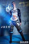 Jack - Mass Effect 3 cosplay