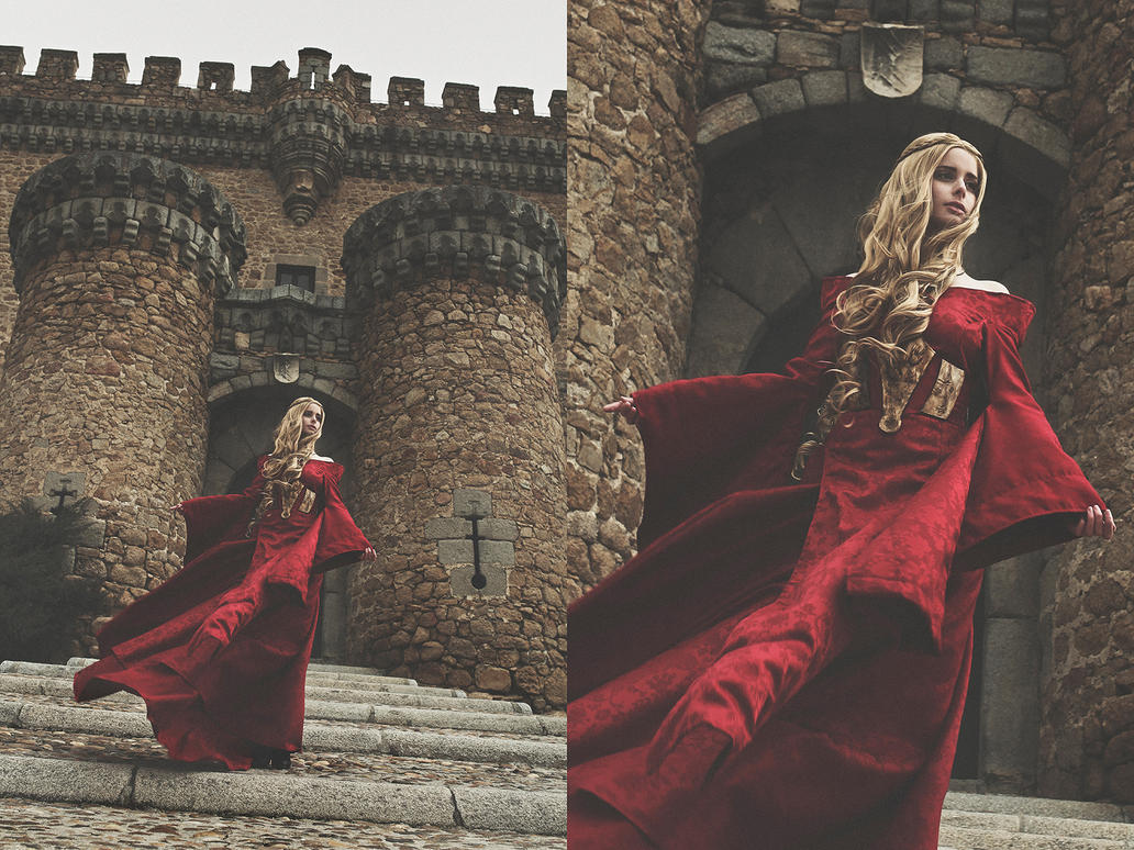 Cersei Lannister by ThelemaTherion