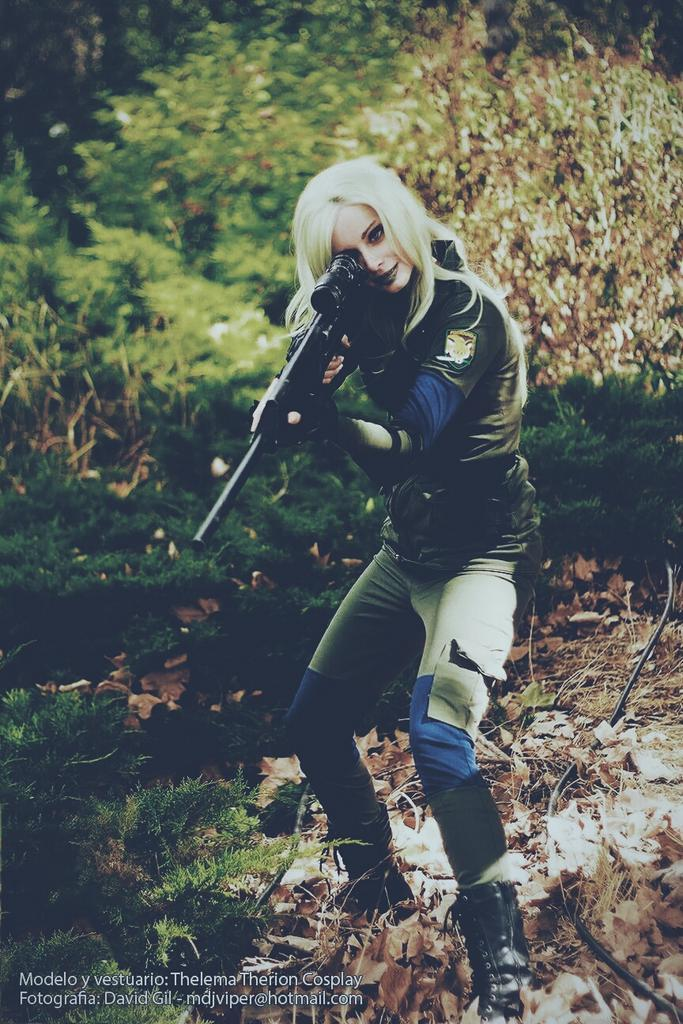 Sniper Wolf by ThelemaTherion