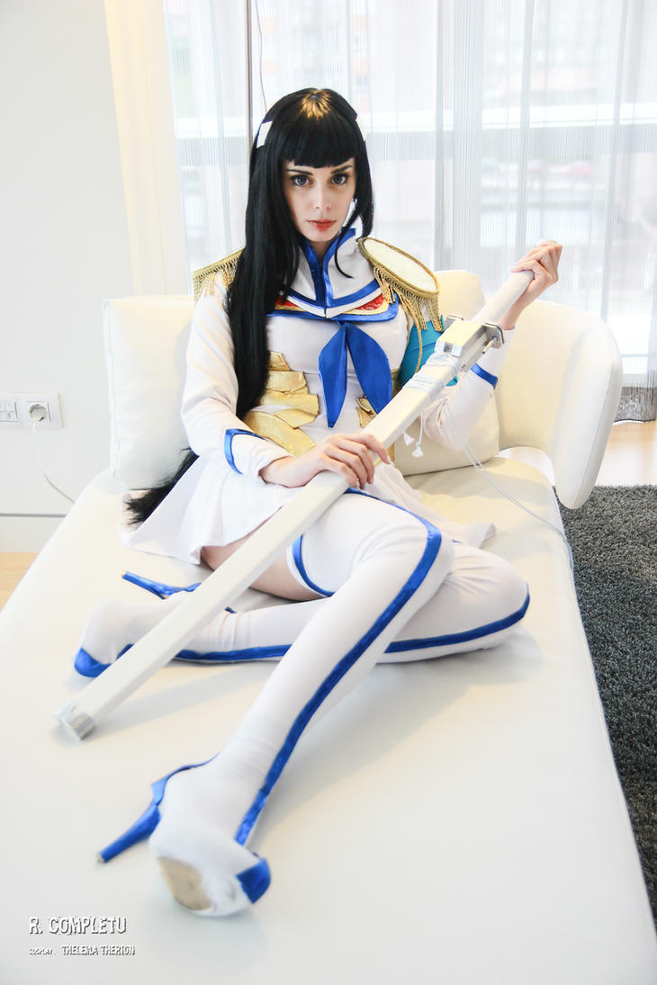 Satsuki cosplay by ThelemaTherion
