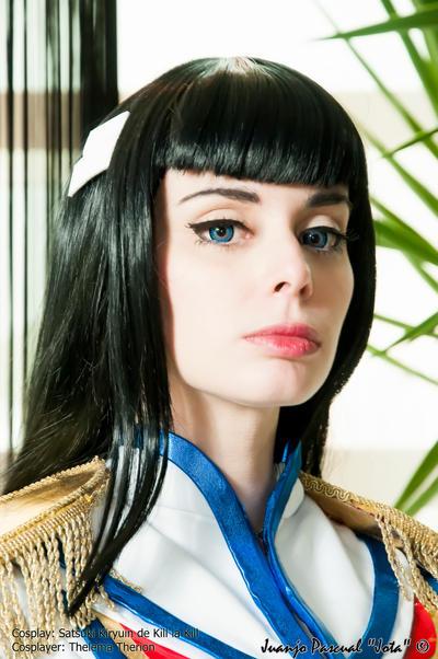 Satsuki cosplay KLK by ThelemaTherion
