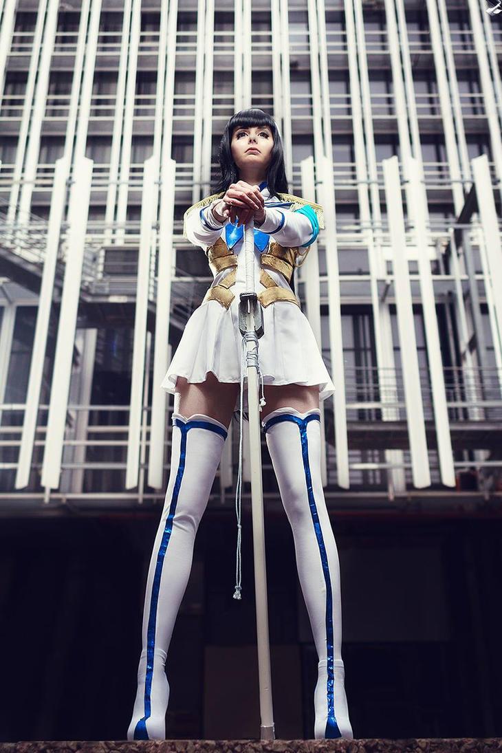 Satsuki Kill la Kill by ThelemaTherion