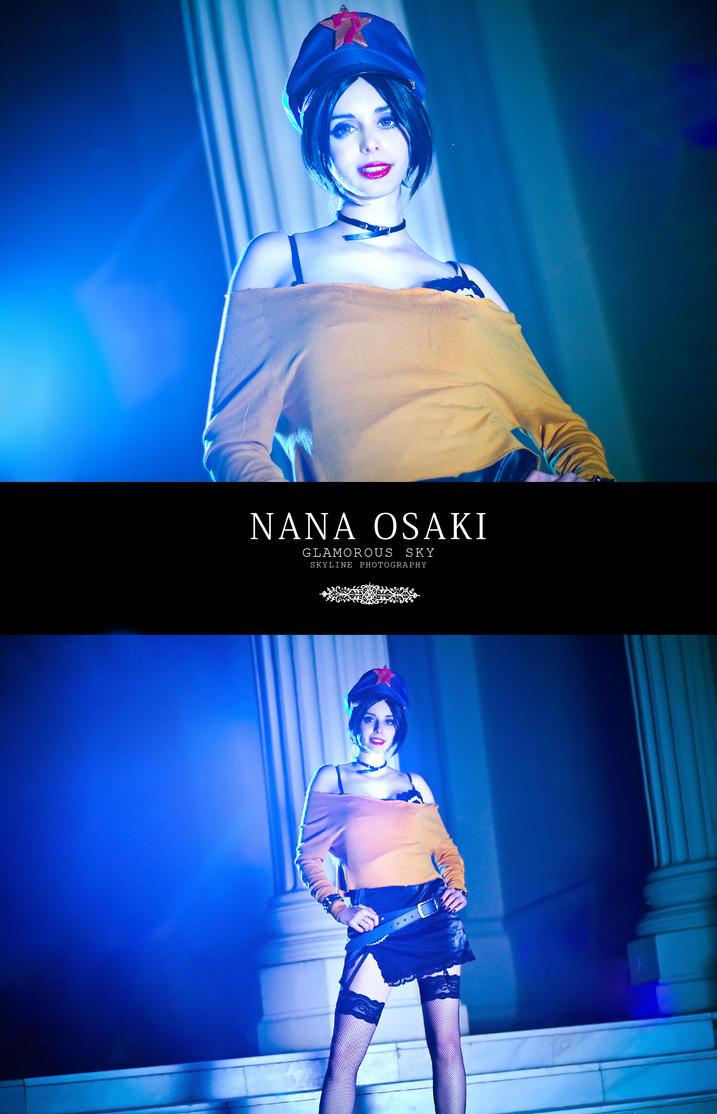 Nana Osaki by ThelemaTherion