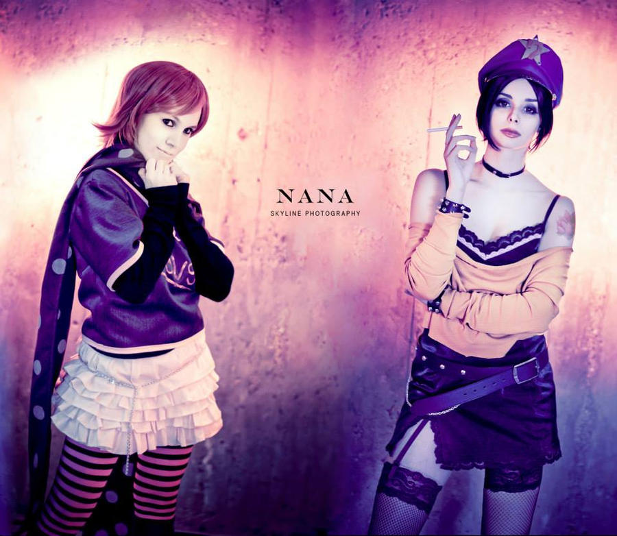 Nana by ThelemaTherion