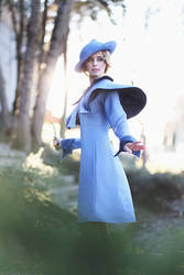 Fleur Delacour cosplay