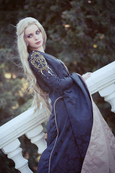 Cersei Lannister - Mourning Gown