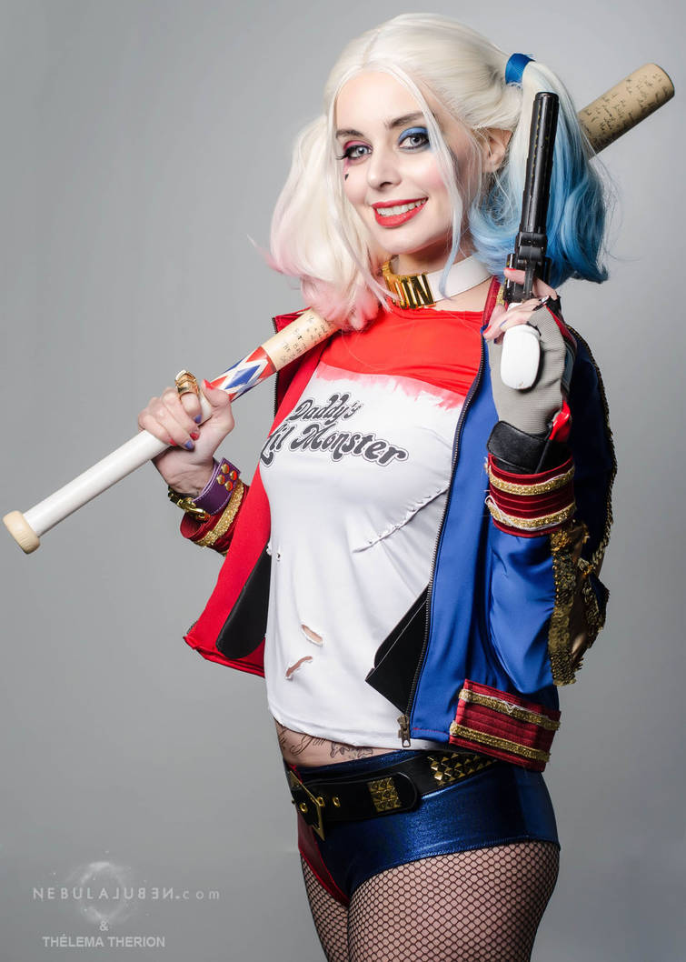 Harley Quinn - Suicide Squad by ThelemaTherion