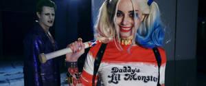 Joker x Harley Quinn Cosplay Video!