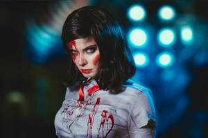 Elizabeth - Bioshock Burial at Sea