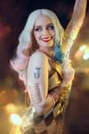 Harley Quinn night club