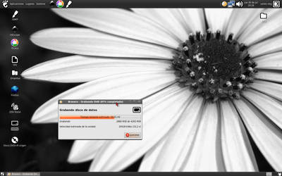 Ubuntu Jaunty New Wave by CarlesReig