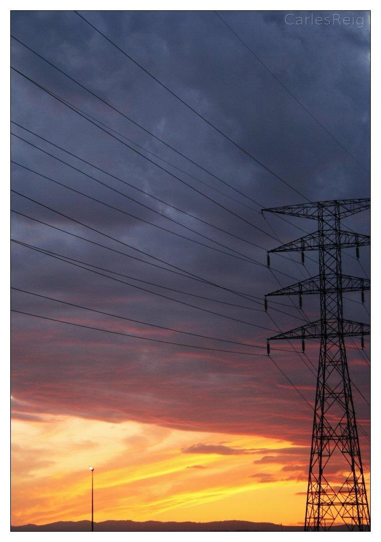 Electro Sky by CarlesReig