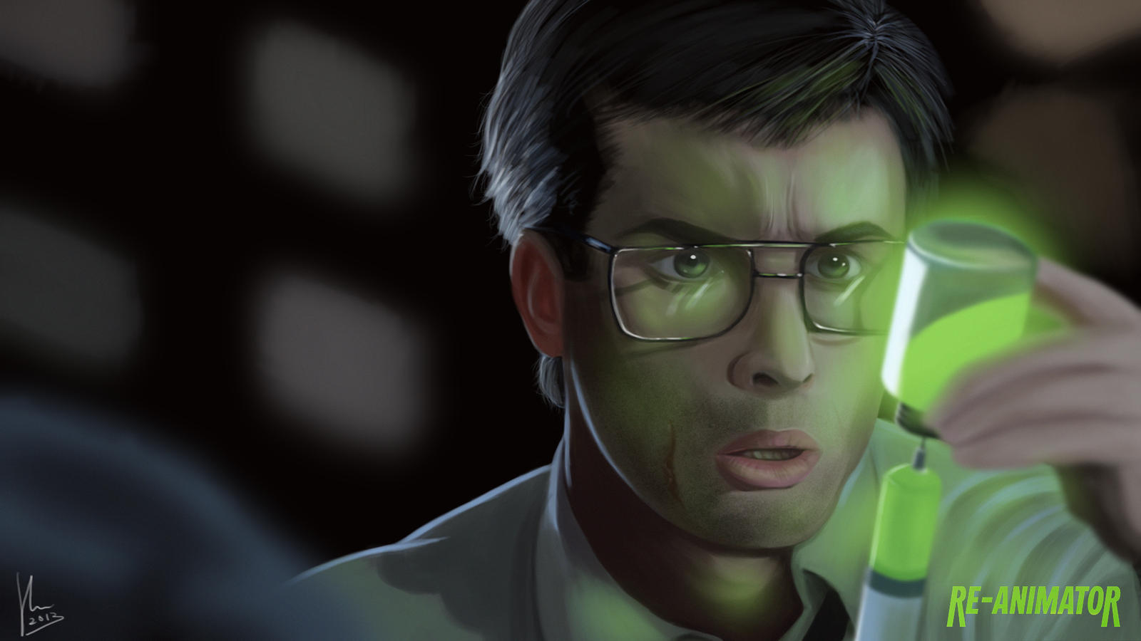 Re-Animator by asylum-studios