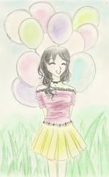 Dream a Little Dream by feliciarie