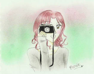 There's Only One Good Time To Take a Picture! by feliciarie