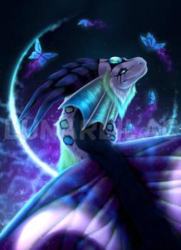 Queen of Night (+Speedpaint)
