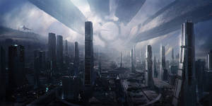 Mass Effect 2 Citadel by droot1986