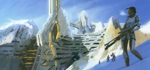 Mass Effect Noveria Hanshan