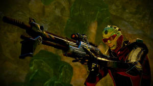 Mass Effect 2 Perfect Shot