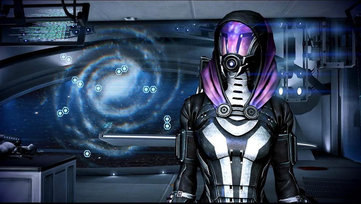 Mass effect 3 tali hentaifilm xxx comic