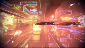 Mass Effect 3 Silversun Strip Dreamscene