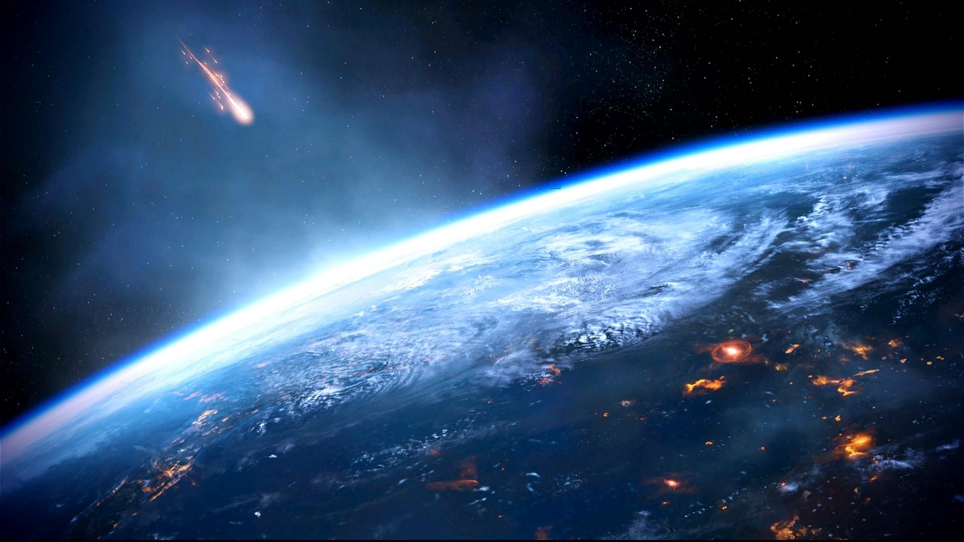 Mass Effect 3 Earth Dreamscene