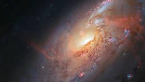 Messier 106 Dreamscene