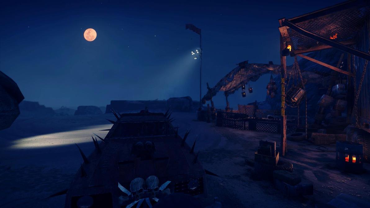 Mad Max Dreamscene 3 by droot1986